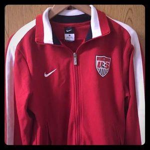 Medium men's USA Authentic jacket